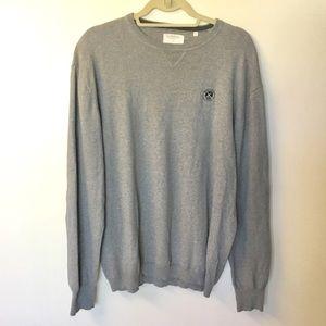 Linksoul Cotton-Cashmere Crew Sweater - XL